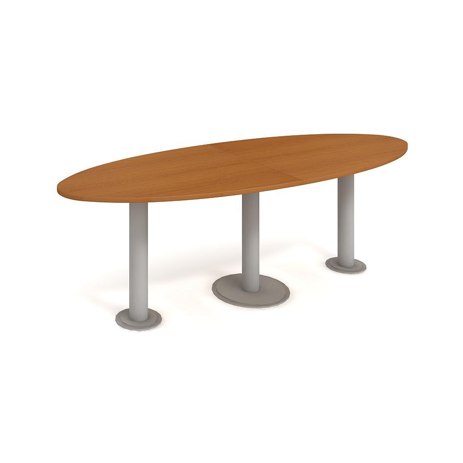 verhandlungstisch ellipse 240cm js 2400 c globoffice. Black Bedroom Furniture Sets. Home Design Ideas